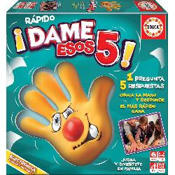 RAPIDO DAME ESOS 5