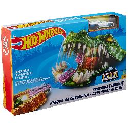 HOT WHEELS-PLAYSET CITY CREATURE SURT