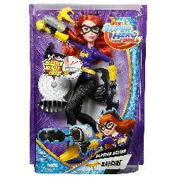 SUPER HERO GIRLS-BATGIRL CON LANZADOR