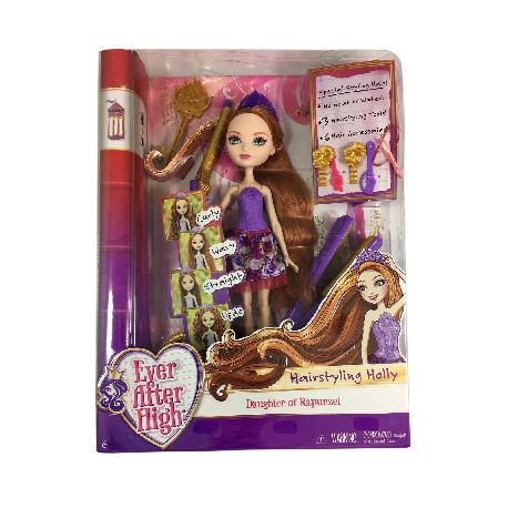 EVER AFTER HIGH-MUÃ'ECA HAIRSTYLING HOLLY