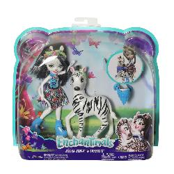 ENCHANTIMALS-ZELENA ZEBRA