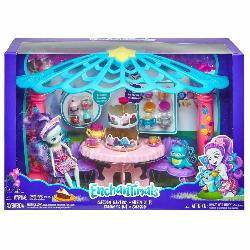 ENCHANTIMALS-FIESTA EN EL JARDIN