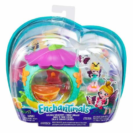 ENCHANTIMALS-MINICASITA DE BEETRICE BEE