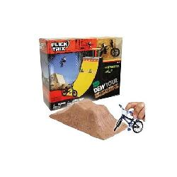 FLICK TRIX (BIKE) STUNT SET
