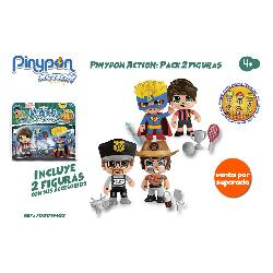 PIN Y PON ACTION PACK 2...