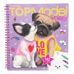 CREA TU TOP MODEL DOGGY COLOUR