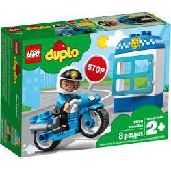 LEGO DUPLO-MOTO DE POLICIA