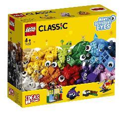 LEGO CLASSIC-LADRILLOS Y OJOS