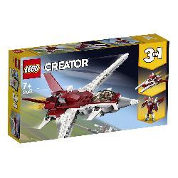 LEGO CREATOR-REACTOR FUTURISTA