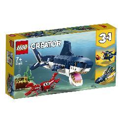 LEGO CREATOR-CRIATURAS DEL FONDO MARINO