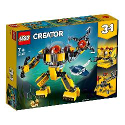 LEGO CREATOR-ROBOT SUBMARINO