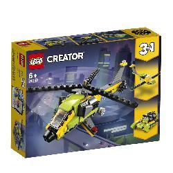 LEGO CREATOR-AVENTURA EN HELICOPTERO