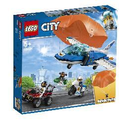 LEGO CITY-POLICIA AEREA ARRESTO LADRON