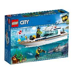 LEGO CITY-YATE DE BUCEO