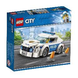 LEGO CITY-COCHE PATRULLA DE...
