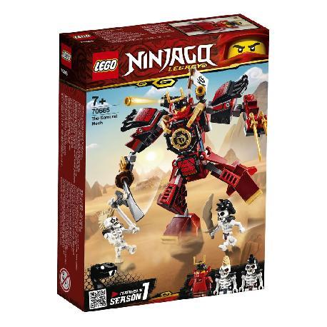 LEGO NINJAGO-ROBOT SAMURAI