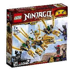 LEGO NINJAGO-DRAGON DORADO