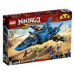 LEGO NINJAGO-CAZA SUPERSONICO DE JAY