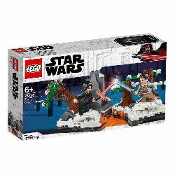 LEGO STARWARS-DUELO BASE STARKILLER