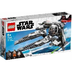 LEGO STARWARS-INTERCEPTOR TIE BLACK ACE