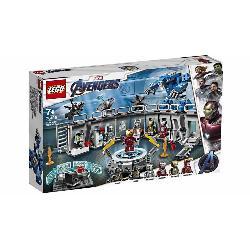 LEGO SUPERHEROES-IRON MAN SALA ARMADURAS