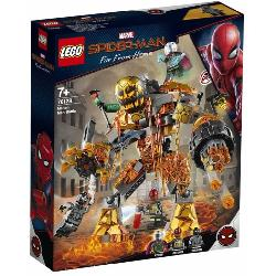 LEGO SUPERHEROES-MOLTEN MAN BATTLE