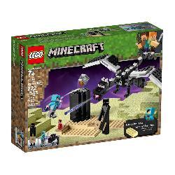 LEGO MINECRAFT-BATALLA EN EL END