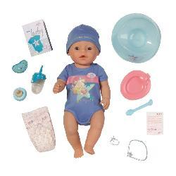 BABY BORN NIÃ'O INTERACTIVO