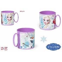 TAZA MICROONDAS FROZEN 265ML