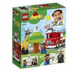 LEGO DUPLO-CAMION DE BOMBEROS