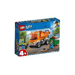 LEGO CITY-CAMION DE LA BASURA