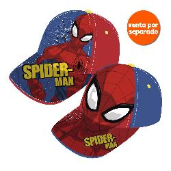 GORRA SPIDERMAN T51-54 2 SURT