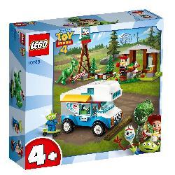 LEGO JUNIORS-VACACIONES EN AUTOCARAVANA