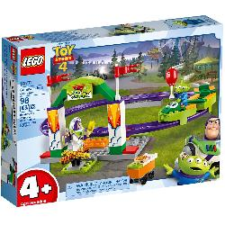 LEGO JUNIORS-ALEGRE TREN DE LA FERIA