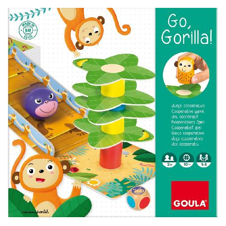 GO GORILLA