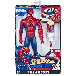 SPIDERMAN-FIGURA POWER TITAN FX