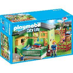 PLAYMOBIL REFUGIO PAA GATOS