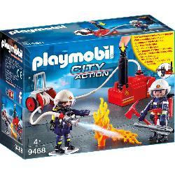 PLAYMBIOL BOMBEROS CON...
