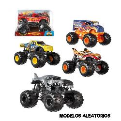 HOT WHEELS-MONSTER TRUCK...