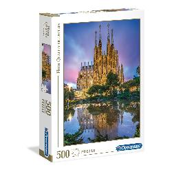 PUZZ 500 BARCELONA