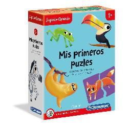 PUZZLE FORMA ANIMALES