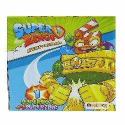 SUPERZINGS-CAJA SUPERBOT 1UD