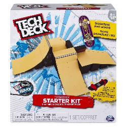 TECH DECK-STARTER KIT