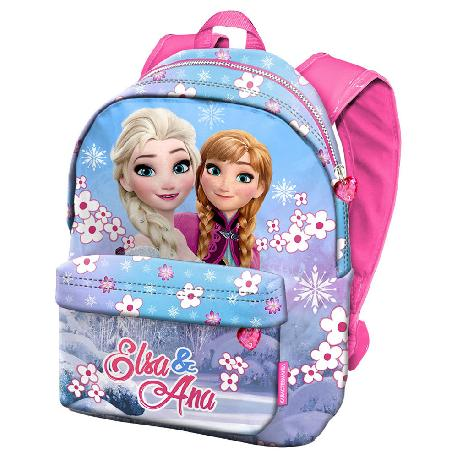 CARTERA 42CM FROZEN FREETIME BOLSILLO