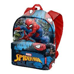 CARTERA 32CM SPIDERMAN BOLSILLO PEQ