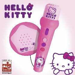 MICRO HELLO KITTY+AMPLI Y RITMOS