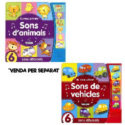 PRIMERS SONS ANIMALS-VEHICLES