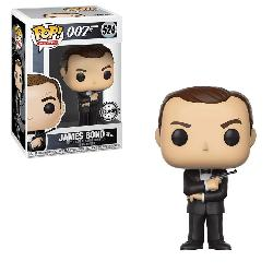 FUNKO POP JAMES BOND SEAN CONNERY