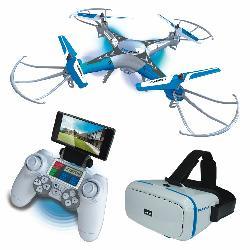 DRONE R/C SPY DONE C/GAFAS 3D+WIFI