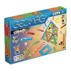 GEOMAG-CONFETTI 68 PCS